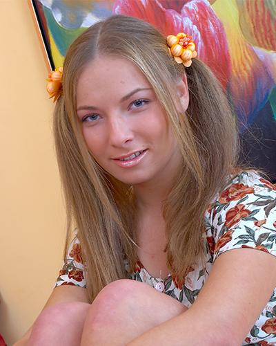 Iza, 19 lat
